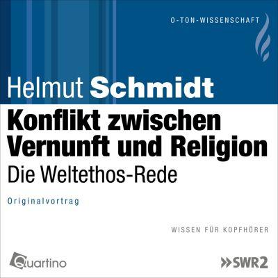O-Ton-Wissenschaft: Konflikt zwischen Vernunft und Religion, Helmut Schmidt