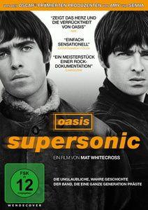 Oasis: Supersonic, Diverse Interpreten