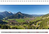 Oberallgäu Panorama (Tischkalender 2019 DIN A5 quer) - Produktdetailbild 3
