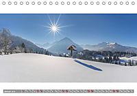 Oberallgäu Panorama (Tischkalender 2019 DIN A5 quer) - Produktdetailbild 1