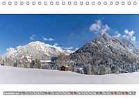 Oberallgäu Panorama (Tischkalender 2019 DIN A5 quer) - Produktdetailbild 12