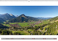 Oberallgäu Panorama (Wandkalender 2019 DIN A3 quer) - Produktdetailbild 3
