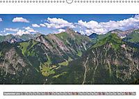 Oberallgäu Panorama (Wandkalender 2019 DIN A3 quer) - Produktdetailbild 9