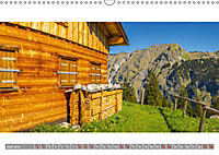 Oberallgäu Panorama (Wandkalender 2019 DIN A3 quer) - Produktdetailbild 6