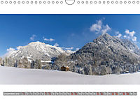 Oberallgäu Panorama (Wandkalender 2019 DIN A4 quer) - Produktdetailbild 12