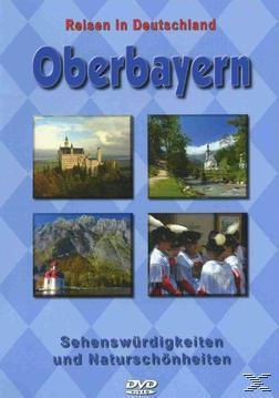 Oberbayern, Oberbayern