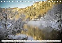 Obere Donau (Tischkalender 2019 DIN A5 quer) - Produktdetailbild 1
