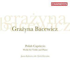 Oberek 1 / Partita / Sonaten Nr. 4 + 5, Joanna Kurkowicz, Gloria Chien