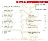 Oberek 1 / Partita / Sonaten Nr. 4 + 5 - Produktdetailbild 1