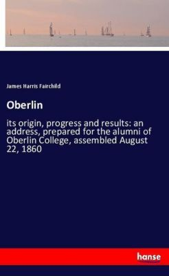 Oberlin, James Harris Fairchild