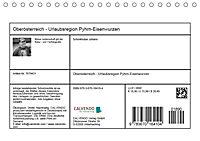 Oberösterreich Urlaubsregion Pyhrn-Eisenwurzen (Tischkalender 2019 DIN A5 quer) - Produktdetailbild 13