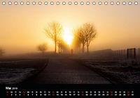 Oberschleissheim - Münchner Allee (Tischkalender 2019 DIN A5 quer) - Produktdetailbild 5