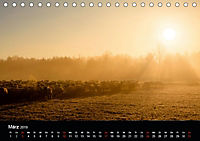 Oberschleissheim - Münchner Allee (Tischkalender 2019 DIN A5 quer) - Produktdetailbild 3