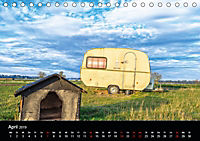 Oberschleissheim - Münchner Allee (Tischkalender 2019 DIN A5 quer) - Produktdetailbild 4