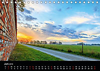 Oberschleissheim - Münchner Allee (Tischkalender 2019 DIN A5 quer) - Produktdetailbild 6