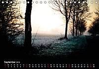 Oberschleissheim - Münchner Allee (Tischkalender 2019 DIN A5 quer) - Produktdetailbild 9