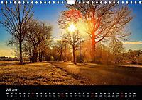 Oberschleißheim - Münchner Allee (Wandkalender 2019 DIN A4 quer) - Produktdetailbild 10