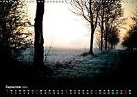 Oberschleißheim - Münchner Allee (Wandkalender 2019 DIN A3 quer) - Produktdetailbild 1