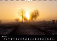 Oberschleißheim - Münchner Allee (Wandkalender 2019 DIN A3 quer) - Produktdetailbild 3