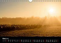 Oberschleißheim - Münchner Allee (Wandkalender 2019 DIN A4 quer) - Produktdetailbild 3
