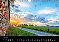 Oberschleißheim - Münchner Allee (Wandkalender 2019 DIN A4 quer) - Produktdetailbild 6