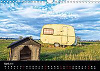 Oberschleißheim - Münchner Allee (Wandkalender 2019 DIN A4 quer) - Produktdetailbild 4