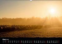 Oberschleißheim - Münchner Allee (Wandkalender 2019 DIN A2 quer) - Produktdetailbild 3