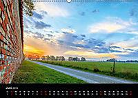 Oberschleißheim - Münchner Allee (Wandkalender 2019 DIN A2 quer) - Produktdetailbild 6
