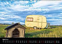 Oberschleißheim - Münchner Allee (Wandkalender 2019 DIN A2 quer) - Produktdetailbild 4