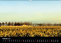 Oberschleißheim - Münchner Allee (Wandkalender 2019 DIN A2 quer) - Produktdetailbild 2
