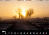 Oberschleißheim - Münchner Allee (Wandkalender 2019 DIN A3 quer) - Produktdetailbild 5