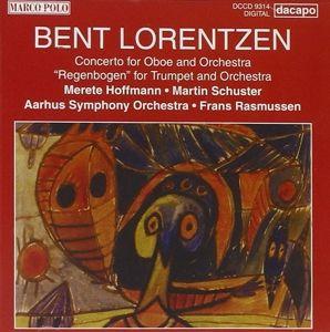 Oboenkonzert/Regenbogen, Hoffmann, Schuster, Rasmussen