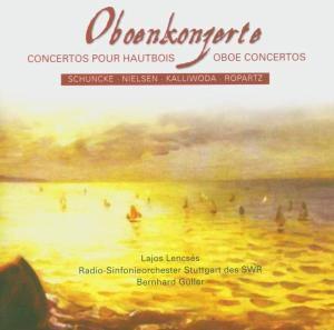 Oboenkonzerte, Lajos Lencses, Bernhard Güller