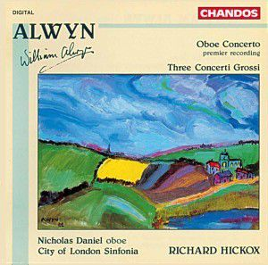 Oboenkonzerte/Concerti Grossi, Hickox, Cls