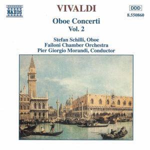 Oboenkonzerte Vol. 2, Schilli, Kosa, Domonkos, Nagy