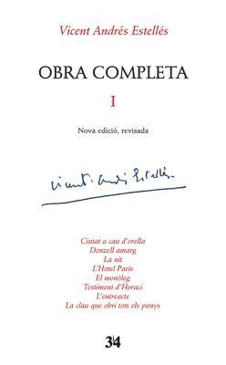 Obra completa, 1, Vicent Andrés Estellés