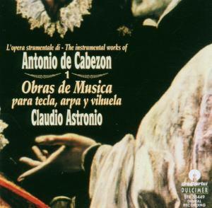 Obras De Musica (1), Claudio Astronio