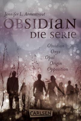 Obsidian: Obsidian: Alle fünf Bände der Bestseller-Serie in einer E-Box!, Jennifer L. Armentrout