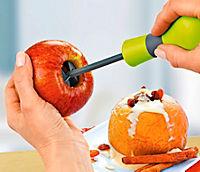 Obst- und Gemüseaushöhler, 5tlg. - Produktdetailbild 1