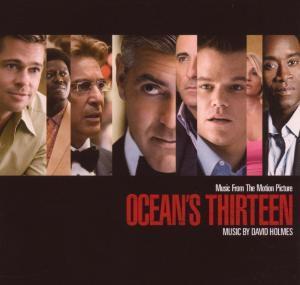Ocean'S Thirteen, Ost, David Holmes
