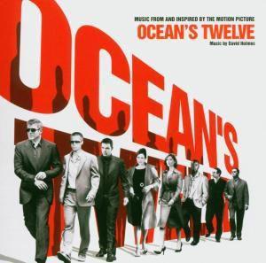 Ocean's Twelve, Ost, David Holmes