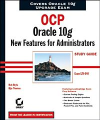 ocp oracle database 11g administrator certified professional study guide pdf