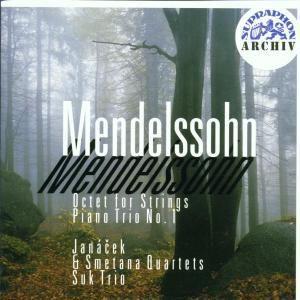Octet For Strings &  Pianotrio Nr. 1, Janacek U Smetana Qu., Suk Trio