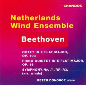 Octet Op.20/Sinf.7 (f.Wind)/+, Donohoe, Netherlands Wind Ens.