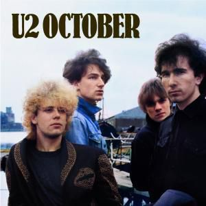 October (Remastered), U2