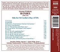 Ode For St.Cecilia'S Day - Produktdetailbild 1