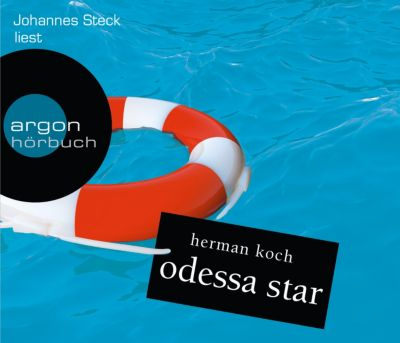Odessa Star, 5 Audio-CDs, Herman Koch
