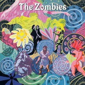 Odessey & Oracle-Picture Vinyl, Zombies