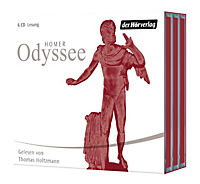Odyssee, 6 Audio-CDs - Produktdetailbild 1