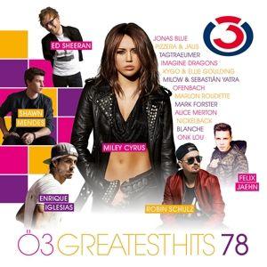 Ö3 Greatest Hits Vol.78, Diverse Interpreten